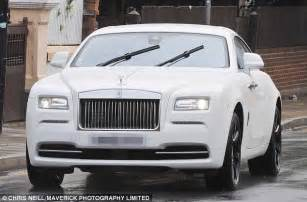 Rolls Royce Liverpool Liverpool Fc Arrive At Anfield Ahead Of Chelsea Tie