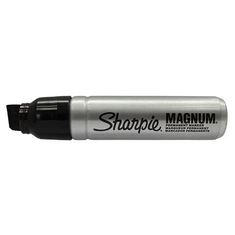 Sharpie Magnum sharpie magnum permanent black markers 12 box grand