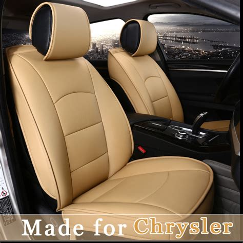 chrysler 300 car seat covers customize leather car seat cover for chrysler 300c town
