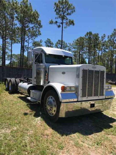 peterbilt 379exhd 1998 sleeper semi trucks