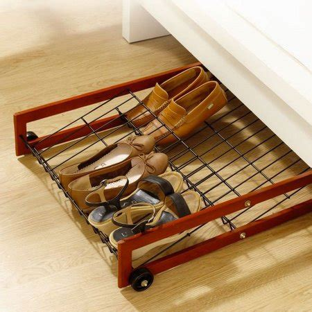 Shoe Organizer Bed by Shoe Organizers Www Tidyhouse Info