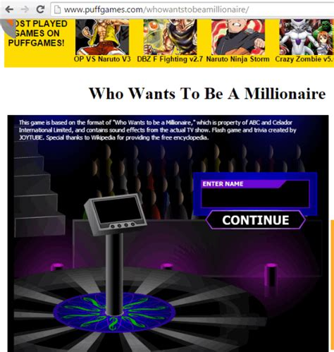 5 Free Websites To Play Who Wants To Be A Millionaire Free Who Wants To Be A Millionaire