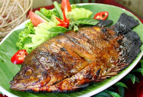 Bumbu Ikan Bakar Unie Que Masakan Padang resep ikan bakar khas bali praktis resep hari ini