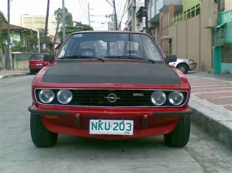 1972 opel manta badkuneho 1972 opel manta specs photos modification info