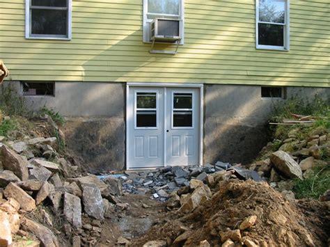 best walkout basement doors in nalle s house 20510