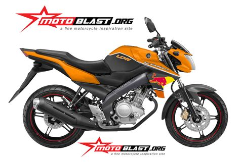 Modif Striping Cb150r Terbaru by Modif Striping Yamaha New Vixion 2014 Terbaru Motoblast