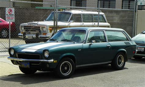 chevy vega green california streets san francisco street sighting 1972