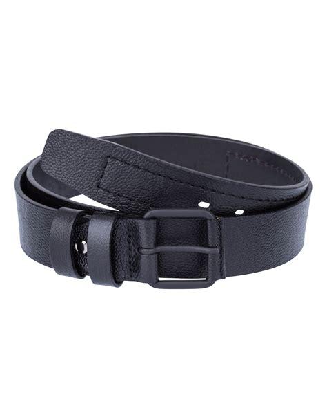 buy cow thick leather belt leatherbeltsonline