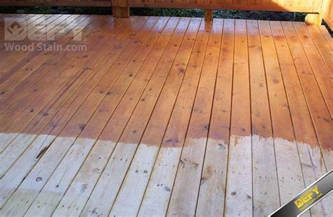 apply extreme wood stain defy wood stain
