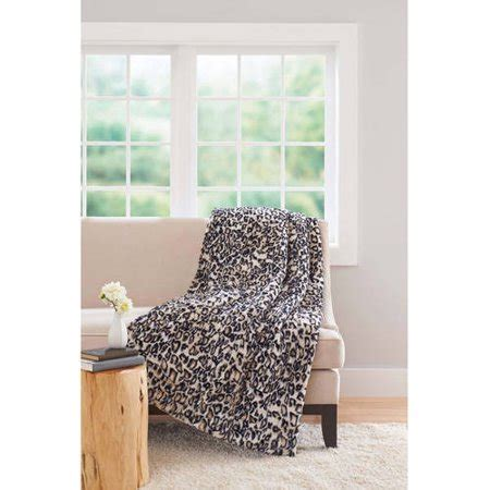 Better Homes And Gardens Throws by Better Homes And Gardens 50 Quot X 60 Quot Faux Fur Throw