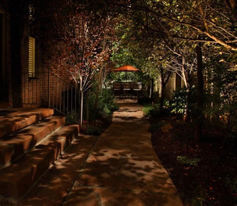 Landscape Lighting Utah Moonlighting The Secret Ingredient In Your Utah Landscape Lighting