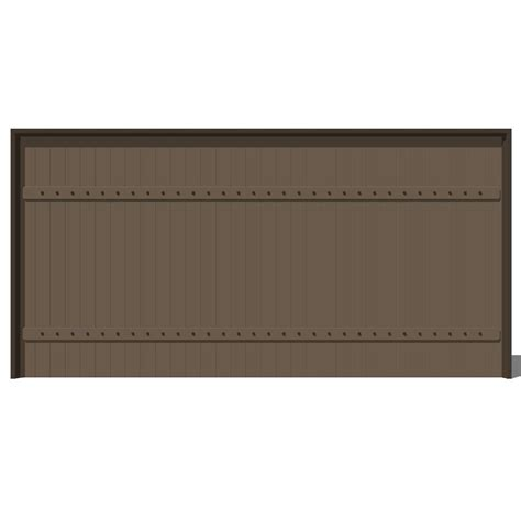 Jeld Wen Estate Series Garage Doors 3d Model Formfonts Jeld Wen Garage Doors