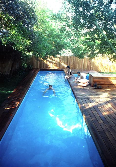 stevenson projects lap pool spa