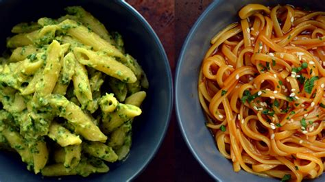 best vegetarian pasta recipes 9 vegan pasta dishes dinner for one rich cooking