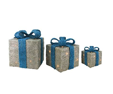 Outdoor Lighted Gift Boxes Outdoor Lighted Gift Boxes Gifts For Everyone