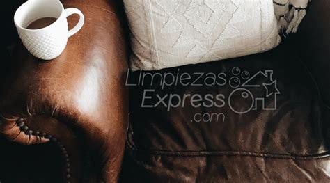 limpiar sillones de piel c 243 mo realizar una correcta limpieza de sof 225 s de piel