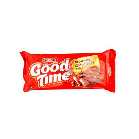 Regal Duo 125g time cookies choco brownies pck 76g klikindomaret