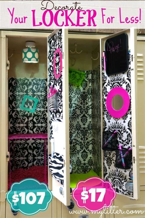 how to make locker decorations at home 17 best ideas about school locker decorations on pinterest