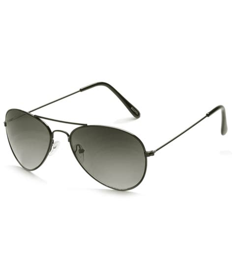 Black Metal L by Neolithic L 20004 Black Metal Uv Protected Aviator