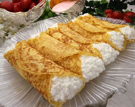 blintz recipe cottage cheese cheese blintzes recipe
