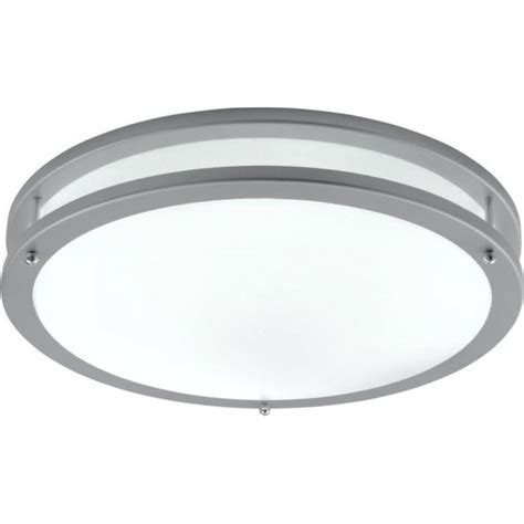 Low Energy Ceiling Light Fittings Searchlight Lighting Light Low Energy Flush Ceiling Fitting In Grey And White Acrylic