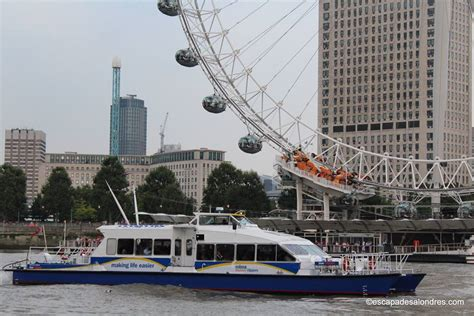 thames clipper and oyster faire une croisi 232 re thames clippers avec une oystercard