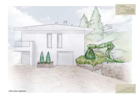Giardini Con Terrazzamenti by Giardino A Terrazzamenti Antonella Pirovano Architetto