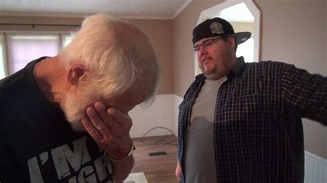 angry grandpa new house angry grandpa is given the keys to a new house his son bought for him daily