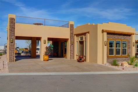 santa fe style manufactured homes exteriors pictures durango homes built by cavco