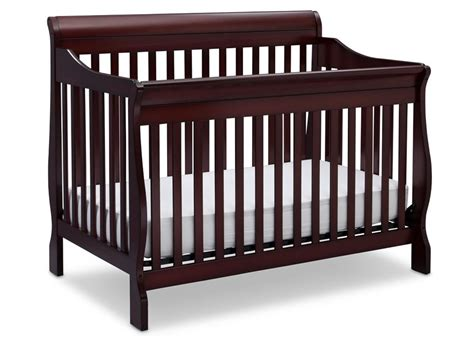 delta eclipse 4 in 1 convertible crib best baby cribs the safest and convertible cribs of 2016