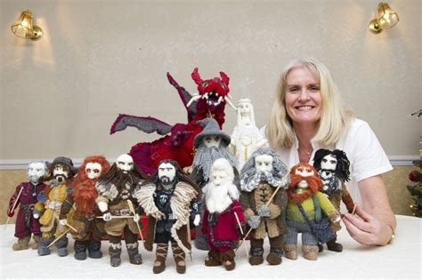 knitted wars characters middle earth news an eagle s view of middle earth