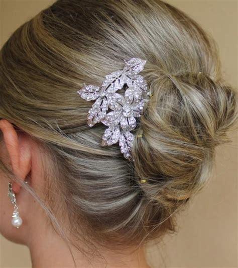 Vintage Bridal Hair Combs by Bridal Hair Comb Vintage Wedding Hair Accessory