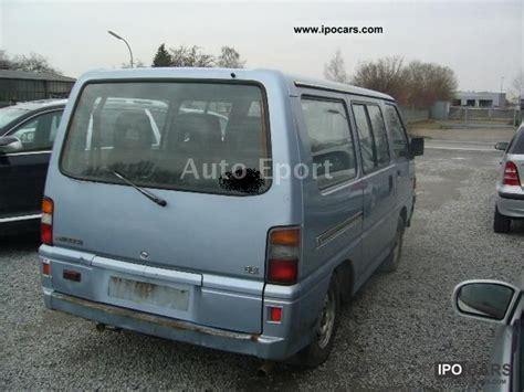 1990 mitsubishi l 300 9 seater car photo and specs
