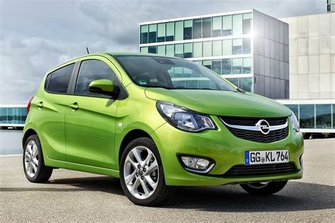 Opel Nl by Opel Karl Foto S Autoweek Fotospecial Autoweek Nl