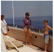 Princess Diana Shows Off Her Effortless Yachting Style In This Rare