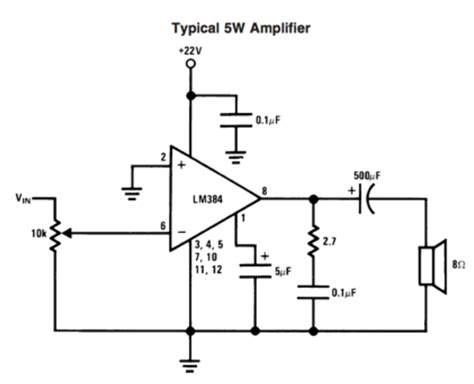 audio lifier output capacitor audio use of rc circuit in lifier output stage electrical engineering stack exchange