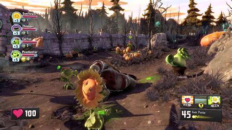 Plants And Zombies Garden Warfare by Retrasan Plants Vs Zombies Garden Warfare Una Semana