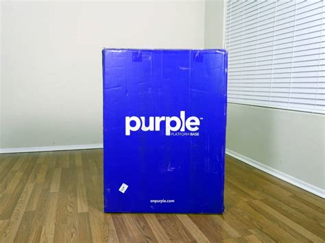 purple platform bed purple platform bed frame review sleepopolis