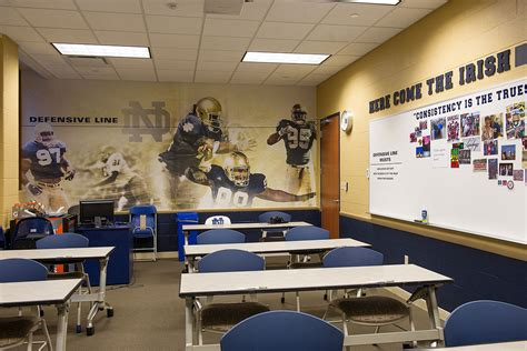 notre dame rooms notre dame football position rooms advent