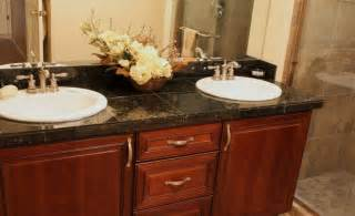 Bathroom Countertop Decorating Ideas Bathroom Countertops Shower Room Design Bathroom Counter