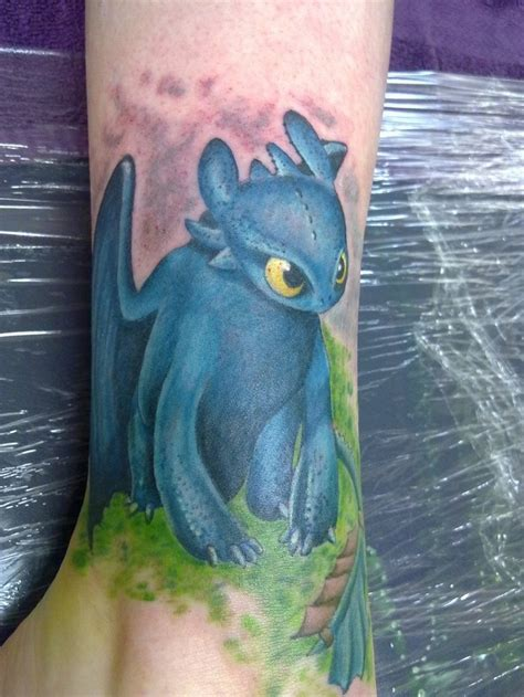toothless tattoo toothless fury idea and designs