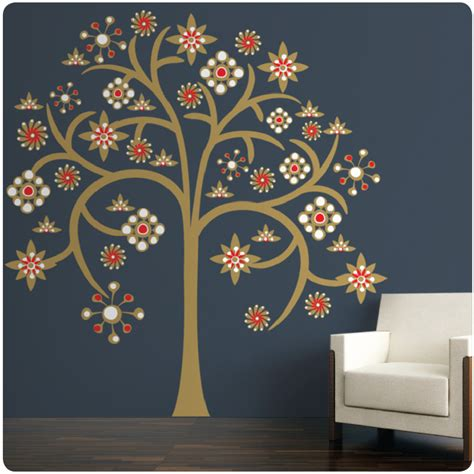 the wall sticker company trees wall sticker designs for a nursery or child s bedroom