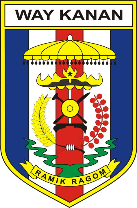 logo kabupaten  kanan logo lambang indonesia