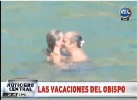 imagenes ocultas vaticano secretos del vaticano obispo argentino es fotografiado