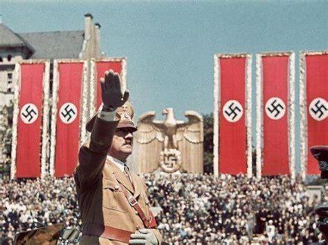impresionantes imagenes nazis 21 impresionantes fotos de alemania nazi a color
