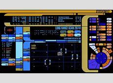 Star Trek LCARS Wallpaper - WallpaperSafari Logon Plus