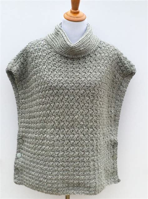 jersey poncho pattern mais de 1000 ideias sobre crochet poncho patterns no