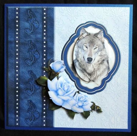 printable wolf birthday cards birthday male birthday handmade cards page 81