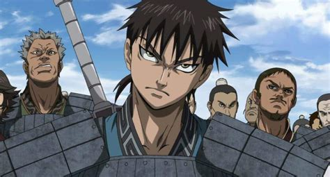 Anime Kingdom by Kingdom Shin S Best Moment Anime Amino