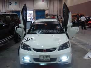 04 05 honda civic halo projector headlights dash z